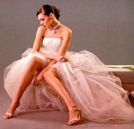 Graf esküvői cipő
