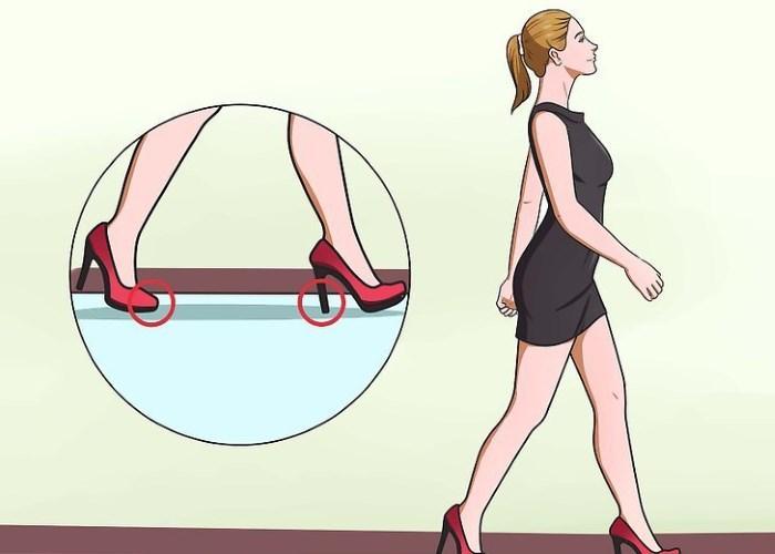 Járj kecsesen magassarkúban