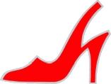 Esküvői cipő logo